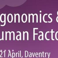 Tracksys at Ergonomics & Human Factors